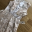 Lady Ribbon Mini Dress มินิเดรสผ้าลูกไม้สีครีมอ่อน thumbnail 6