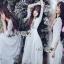 Lady Ribbon Jena White Lace Dress thumbnail 1