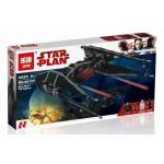 เลโก้จีน LEPIN 05127 Star Wars ชุด The Last Jedi Kylo Ren's TIE Fighter™