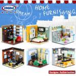 เลโก้จีน XB-01401 ชุด Home Furniture