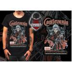 Size S Castlecania T-Shirt