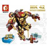 เลโก้จีน MK42 ชุด Hulk Buster Ironman