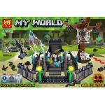 เลโก้จีน LELE 33087 Minecraft