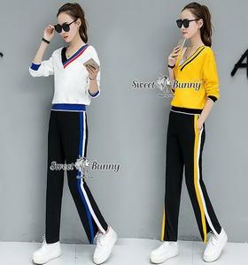 เสื้อผ้าวอร์มเกาหลีทรง Sport