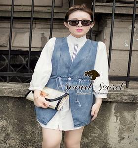 Seoul Secret เดรสเชิ้ตลุคสาวเก๋สมาร์ท