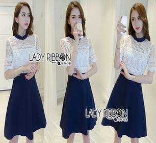 Lady Ribbon Jessie Minimal Chic