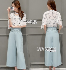 Lady Ribbon Daniella Smart Casual Floral