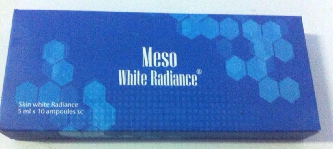 Meso White radiance