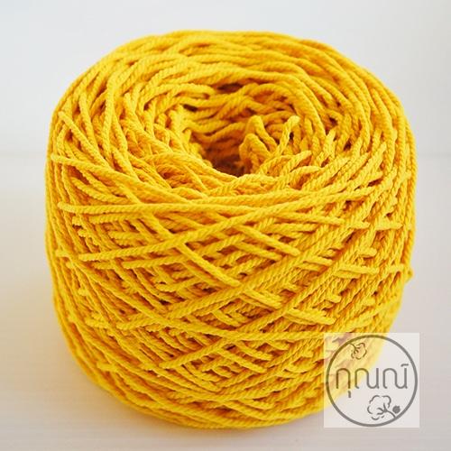 เชือกฟอกสีเหลืองทอง