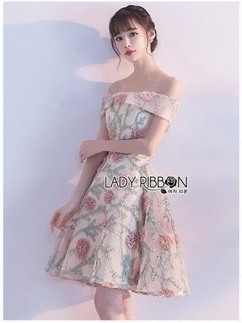 Tulle Mini Dress มินิเดรสผ้าทูลเล