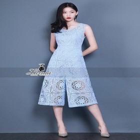 Lavida Floral luxury lace feminine