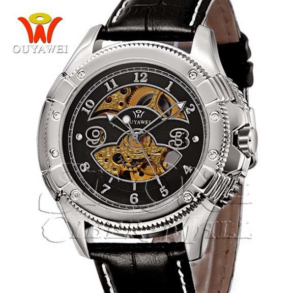 OUYAWEI – OYW12-27-1: Fully Automatic Mechanical Watch