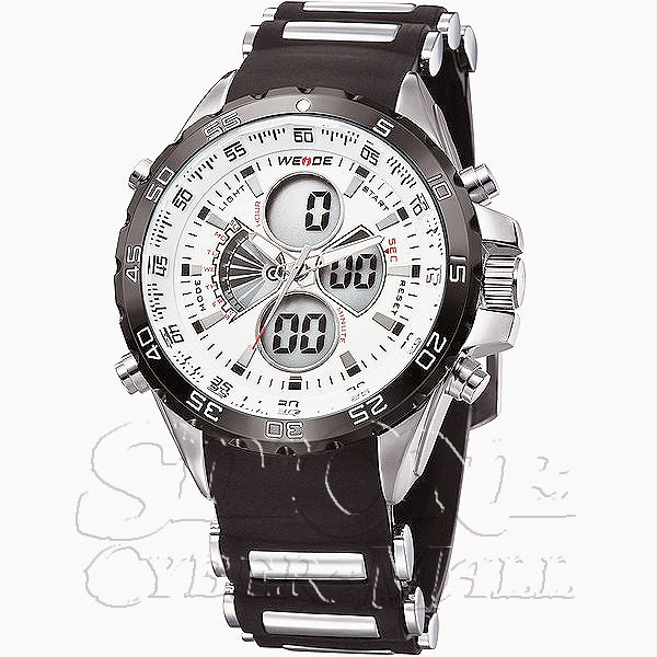 WEIDE – WH-1103-2B: Dual Time Dual System Alarm Ch