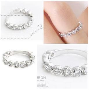 A156 - แหวนแฟชั่น,แหวน,แหวนเกาหลี,เครื่องประดับ