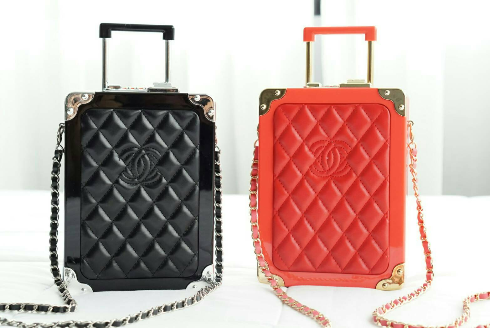 *Chanel Trolley Minaudiere 2016*