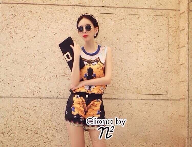 เสื้อผ้าเกาหลีแบรนด์ Normal Ally
