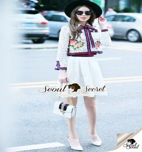 Seoul Secret งานเซ็ทลุคสาวหวาน สไตล์สาวแฟชั่นนิสตร้า