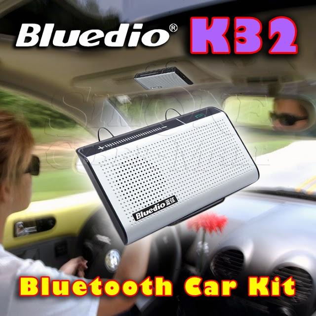 Bluedio K32 Bluetooth Car Kit