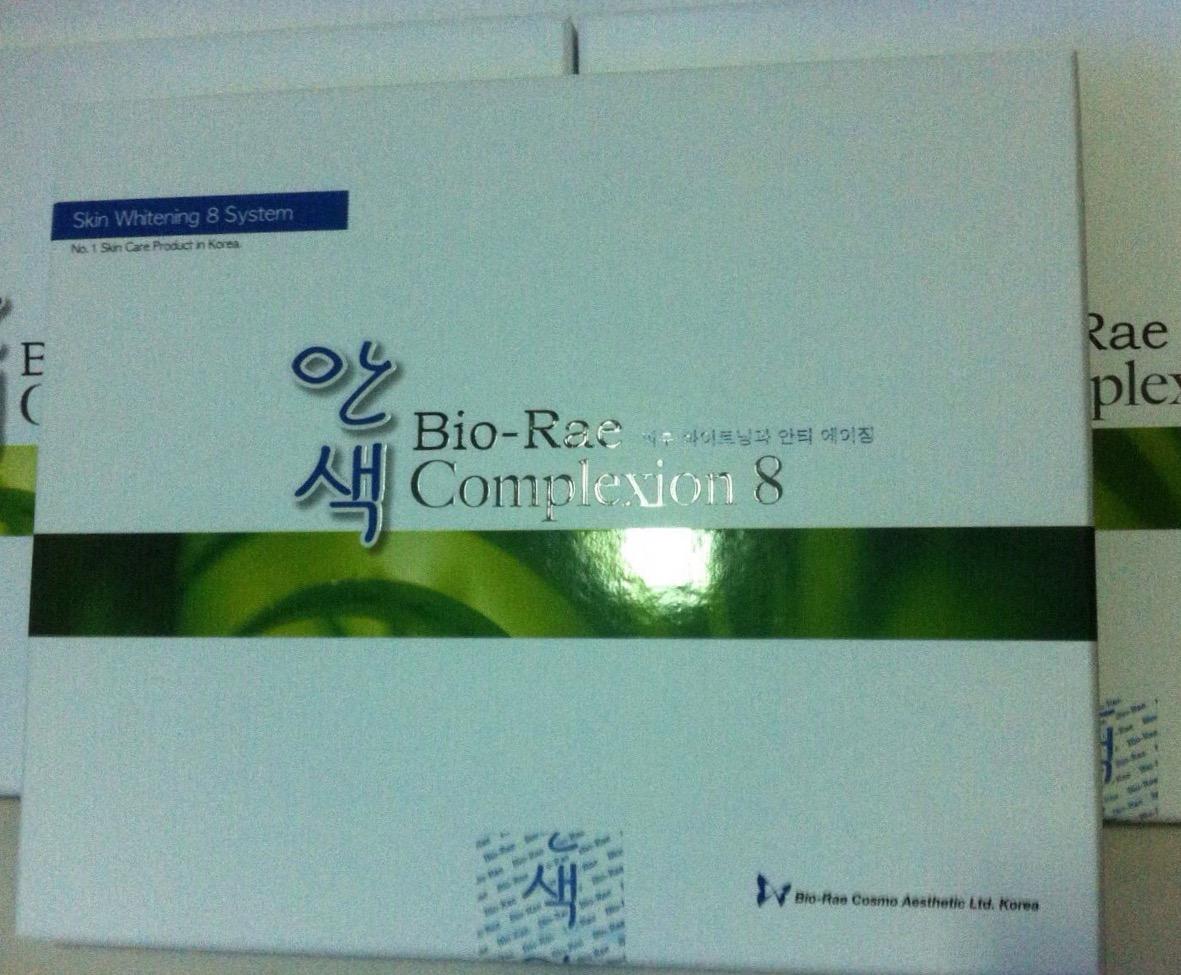 Bio-rea complexion 8 (Korea)