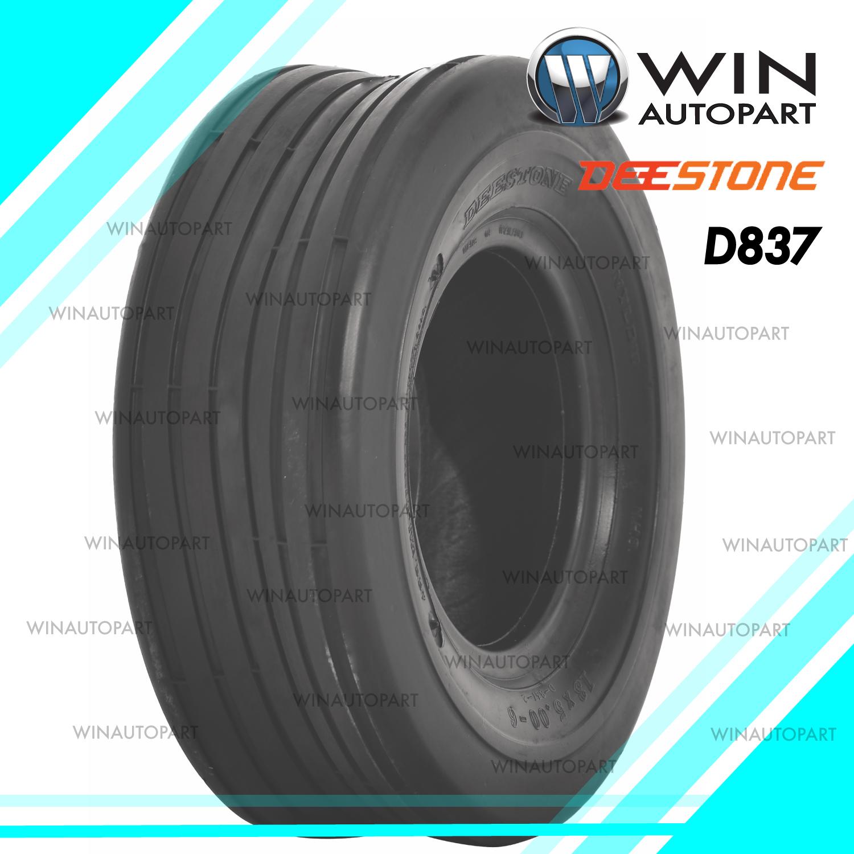 13X5.00-6 ยี่ห้อ DEESTONE รุ่น D837 TL ยางรถสนาม