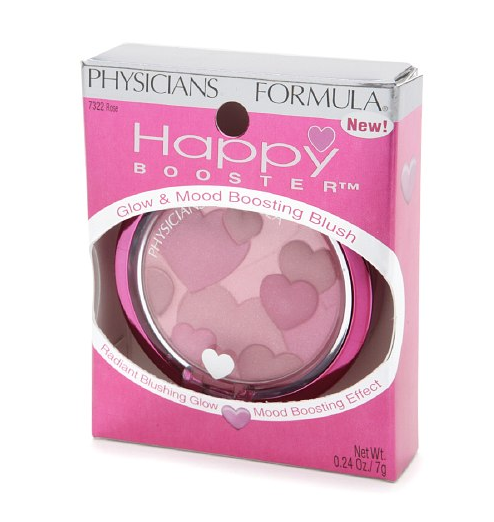 Physicians Formula Happy Booster Glow & Mood Boosting Blush - Rose