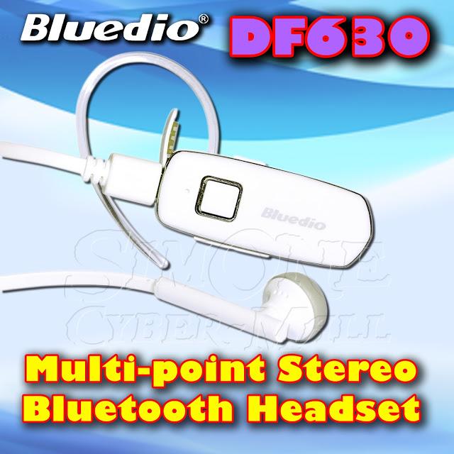 Bluedio DF630 Biz Class Multi-point Stereo Bluetooth Earset