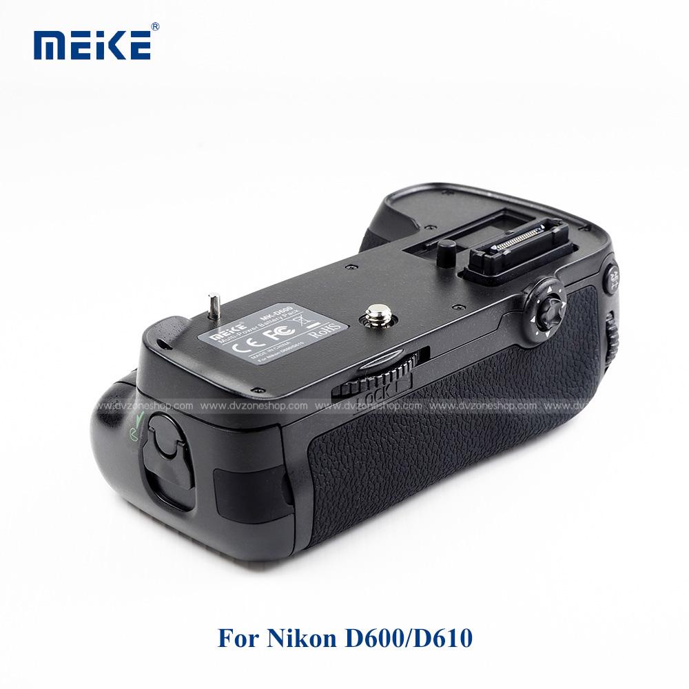 MEIKE Battery grip For Nikon D610 D600