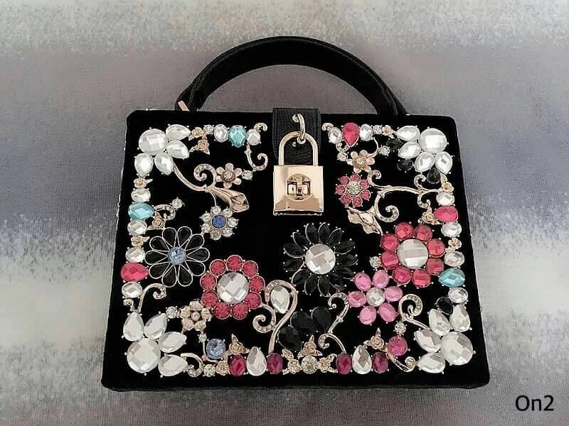 💞*Dolce & Gabbana Treasure Box Bag*💞