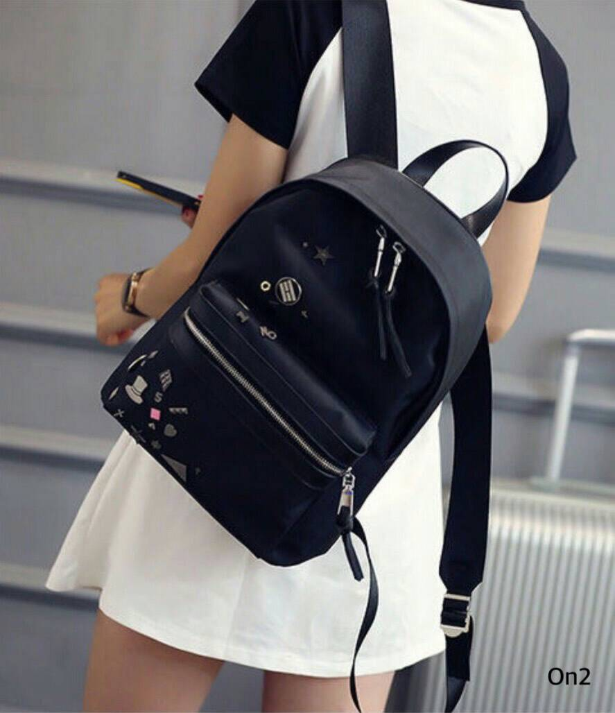 💞Korea nylon backpack 💞