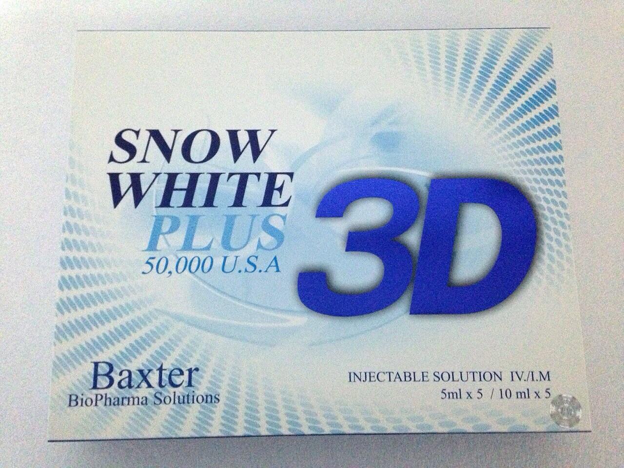 3D Snow White Plus 50,000 USA.