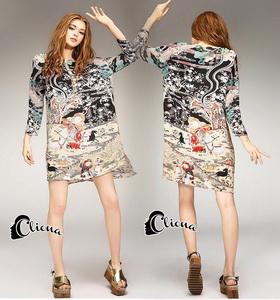 เสื้อผ้าแฟชั่นเกาหลีพร้อมส่งCliona Made' DG All New Water