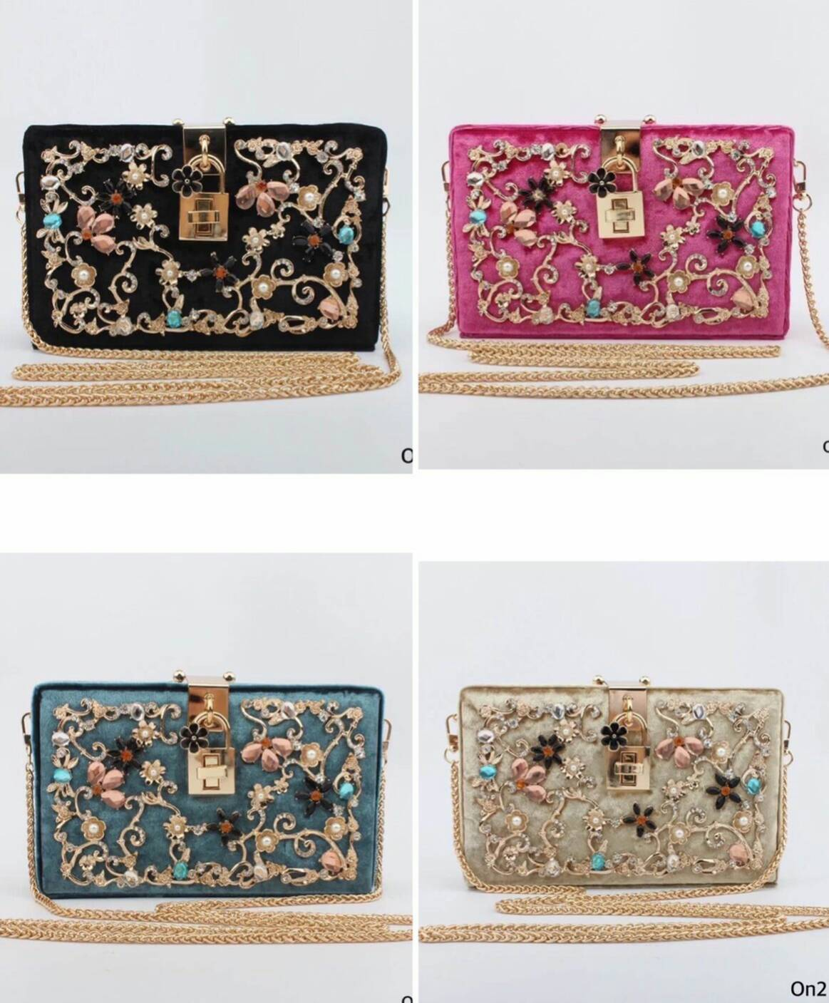 *Dolce & Gabbana Treasure Box Bag *