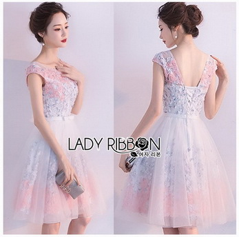 🎀 Lady Ribbon's Made 🎀 Lady Catherine Dreamy Little Princess Flower Embroidered Tulle Dress