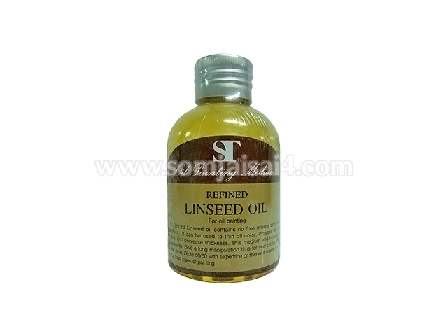 ST Refined Linseed oil