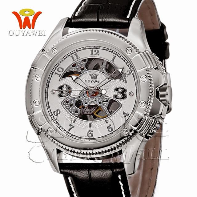 OUYAWEI – OYW12-27-2: Fully Automatic Mechanical Watch