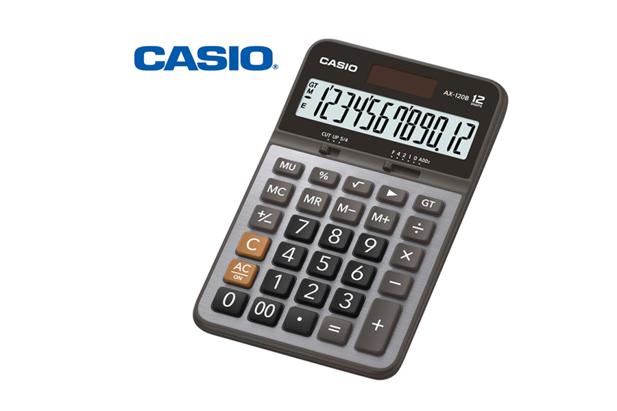 CASIO AX-120B