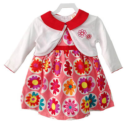 **Carter's** SM1722-2 Size 12, 18, 24m เสื้อผ้าเด็กขายส่ง ยกแพค 6 ชุด ครบไซส์