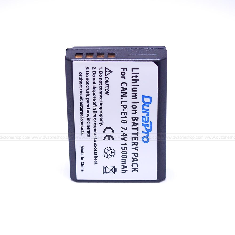 Battery เทียบเท่า Canon LP-E10 For EOS 1100D 1200D 1300D