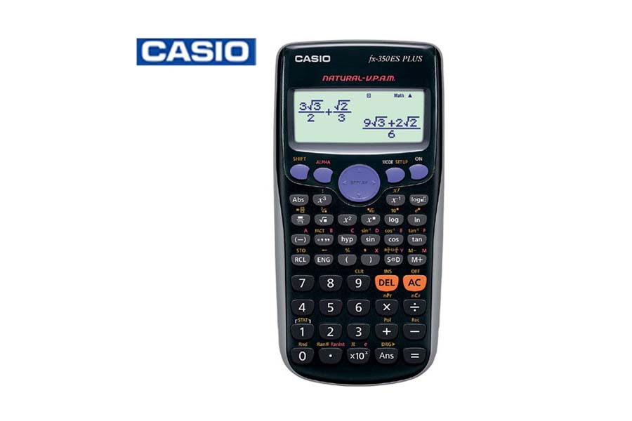 CASIO fx-350ES PLUS
