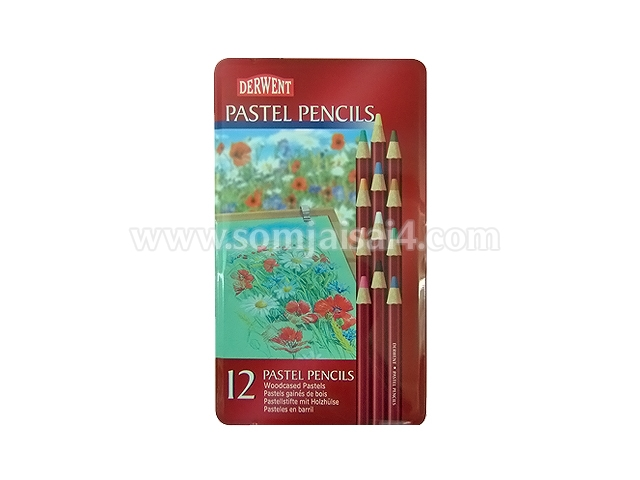DERWENT PASTEL PENCILS