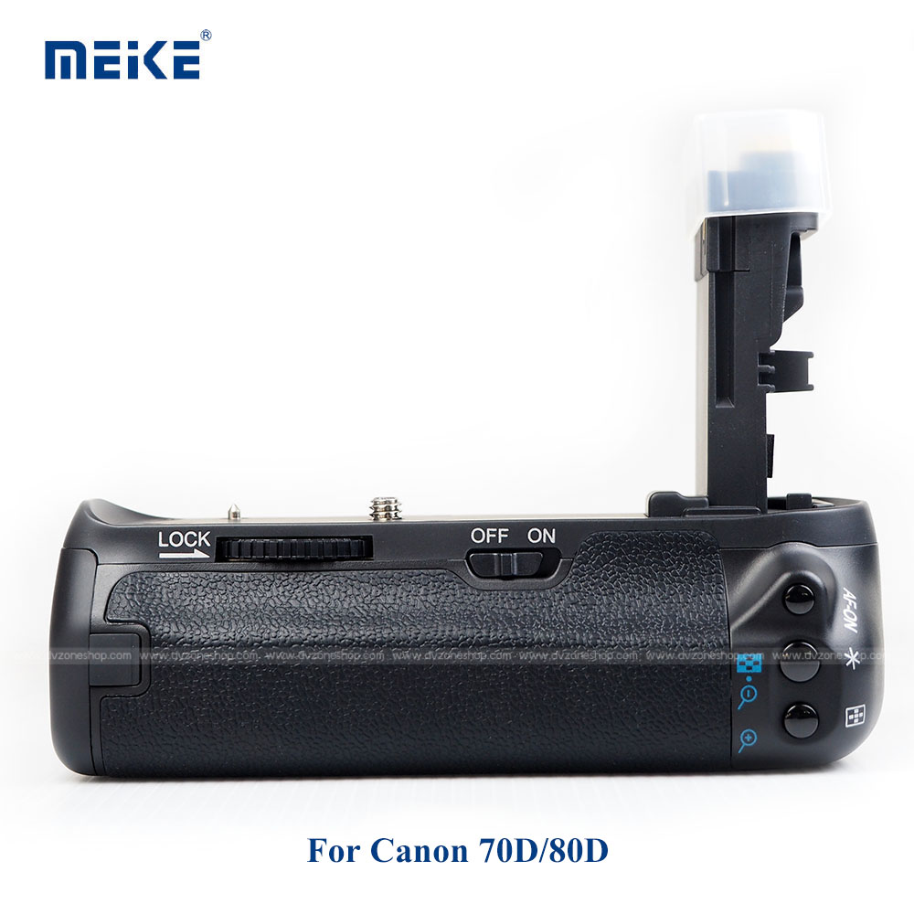 MEIKE battery grip for Canon 70d 80d