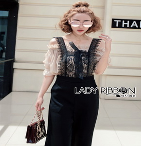 Lady Ribbon ขาย Jumpsuit