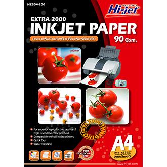 Hi-jet MATT PAPER 90 gsm.