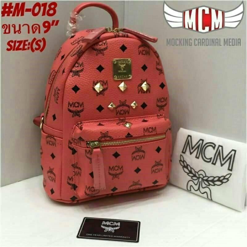 กระเป๋าแบรนด์ : mcm ✔ เกรด : พรีเมียม