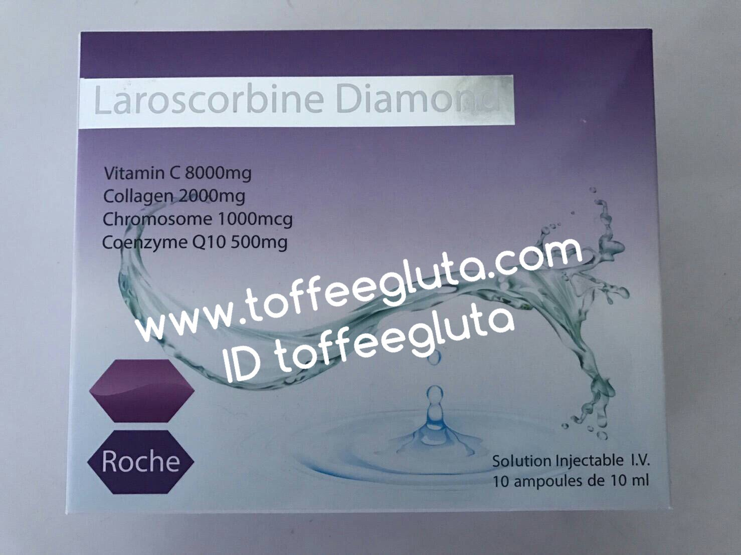 Roche diamond 8000 mg/8G