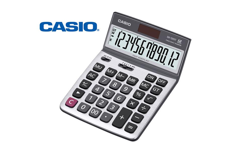 CASIO DX-120ST