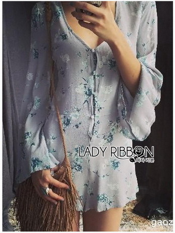 Lady Linzi Sexy Playful Polyester Playsuit