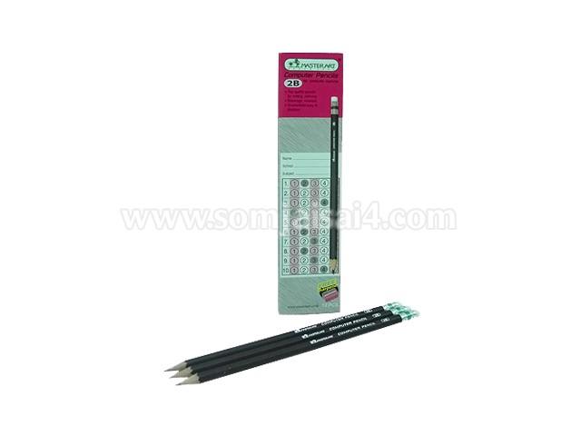 MASTER ART Computer Pencils 2B