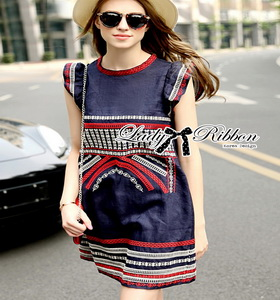 Lady Ribbon Kim Tribal