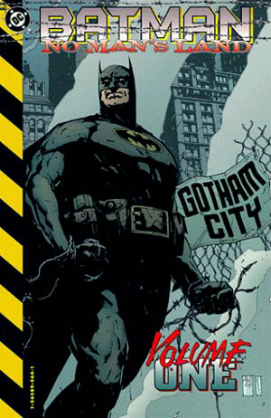 The Batman No Man Land (จบ)
